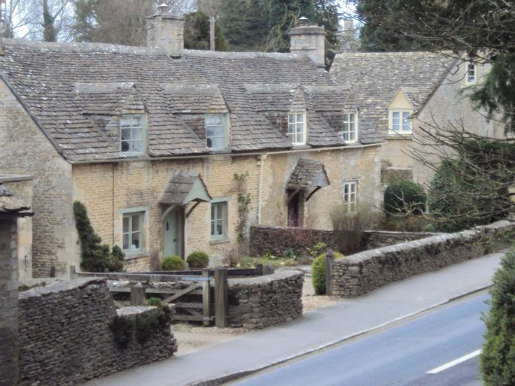 Village of Cirencester, Gloucestershire, Cotswolds
