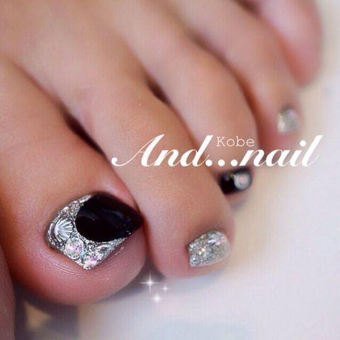 #nail #foot