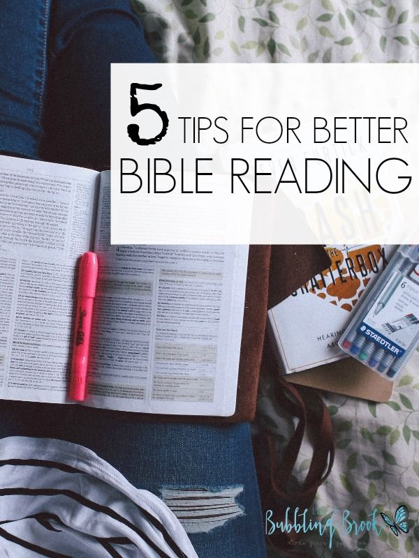 """""""The Bible was written not to be studied, but to change our lives."""" – Dr. Howard Hendricks Yesterday, I shared my heart about the importance of reading the Bible, and I asked if you'd join me in making an increased commitment to Bible reading in the new year. Today, I'd like to share something with...Read More »"""