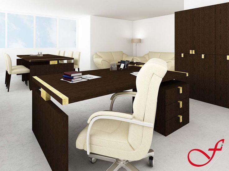 Desk - Classic Style www.feniceinteriors.it