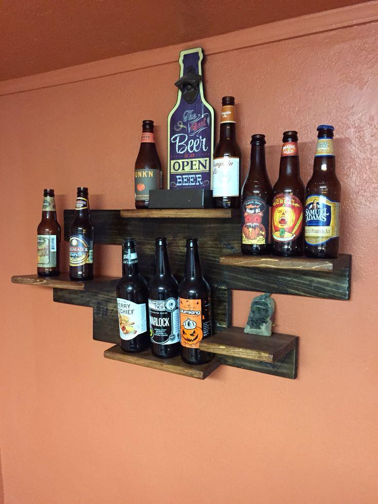 beer bottle shelf 2