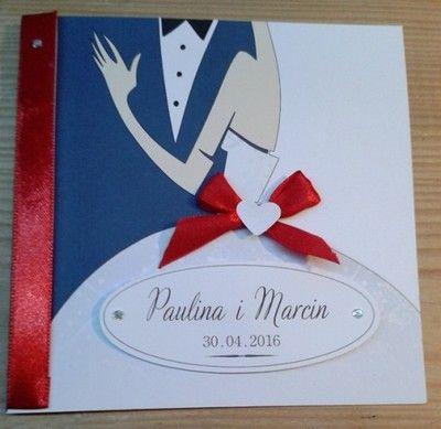 ekskluzywne zaproszenia ślubne KOPERTA GRATIS!!!