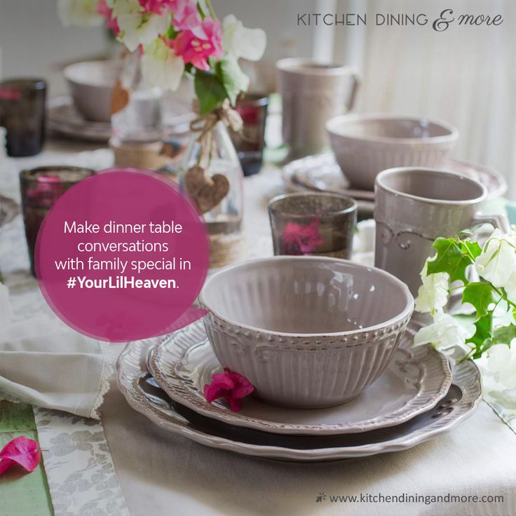 VICTORIAN DESIGN CHOCOLATE COLLECTION.  Inspired by European design, this warm chocolate shade Victorian stoneware collection with a lace like motif is perfect for everyday use as well as for dressy occasions.    http://www.kitchendiningandmore.com/#/product/106/1611/Victorian-Design-Chocolate-Collection    #YourLilHeaven #KitchenAndDining #Dinnerware #VictorianStyle #Crockery #DinnerPartyIdeas