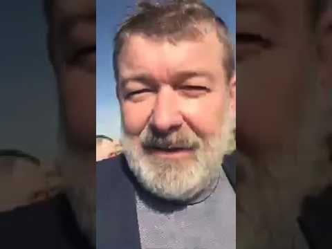 Вячеслав Мальцев на Акции #надоел 29.04.17
