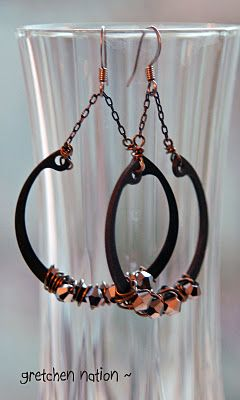 Art Food Lodging: Jewelry From The Hardware Store Tutorial