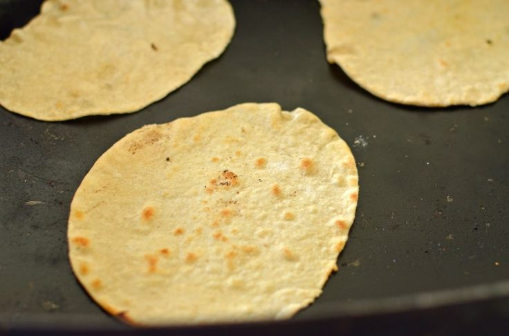 homemade whole wheat tortillas (no baking powder)