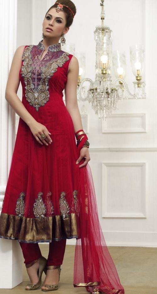 Salwar Suits Neck Designs 2014 for Wedding Photos Pics : Salwar Suits Online Shopping India Salwar Suits Neck Designs 2014 For Wedding Photos Pics