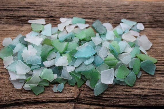 Sea Glass for Sale Low Budget Crafting by BalticBeachTreasures