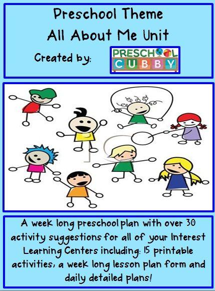 all about my school preschool theme 361 best images about quot all about me quot theme on 110