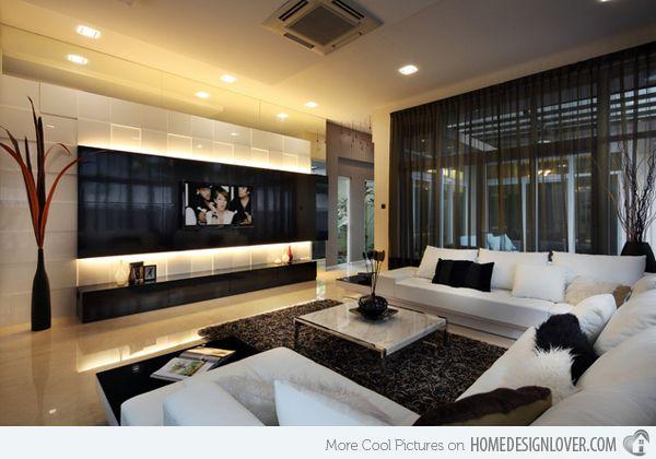 15 Interesting Living Room Paint Ideas