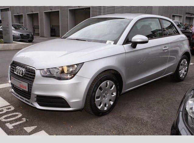 Audi A1 1.2 TFSI 8.850 EUR Limousine 82.618 km 03 / 2011 Benzin Schaltgetriebe Gebrauchtwagen