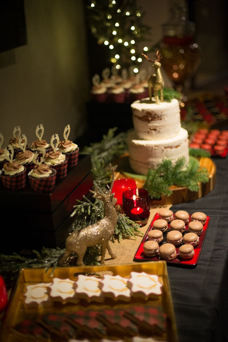 Rustic christmas party decor - Find This Pin And More On Rustic Christmas Party