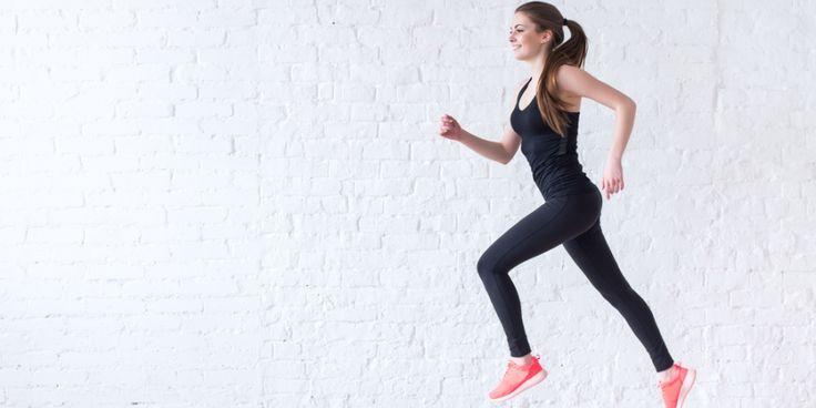 Een volledige (effectieve!) cardio-workout in maar 20 minuten   Women's Health
