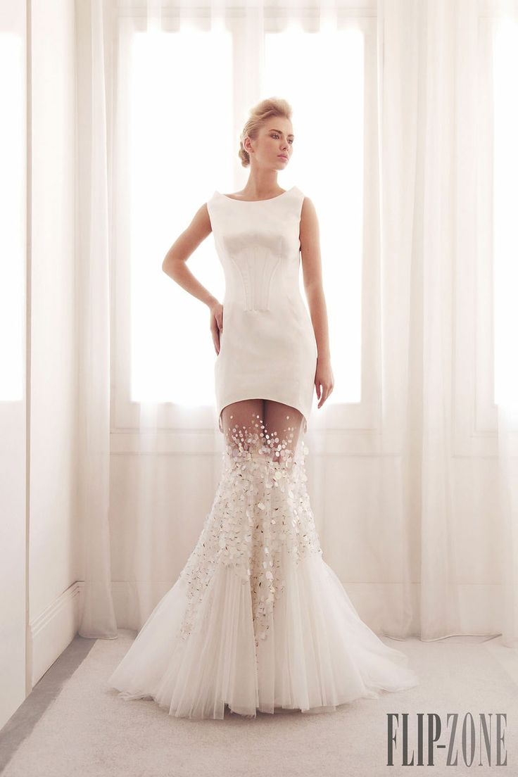 Gemy - Bridal - 2014 collection - http://www.flip-zone.net/fashion/bridal/couture/gemy-4528