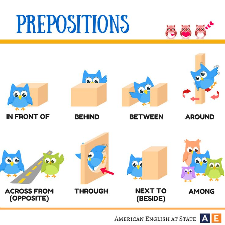 "We are happy to be AMONG so many wonderful English language learners and teachers here on Facebook! The word ""among"" is one of many prepositions in English. Here is our second preposition post of the month. Practice by using one or more of these prepositions in a sentence. #AmericanEnglish"