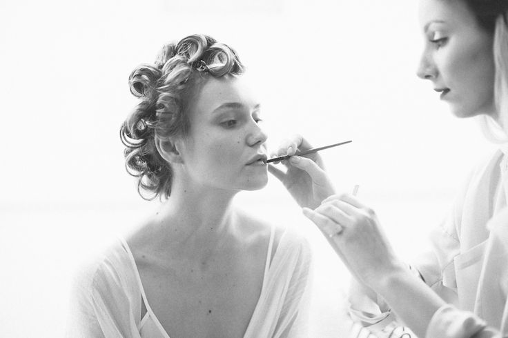 THE DETAILS: hair by Stephen Marr, skin and make up by Lucy and The Powder Room.