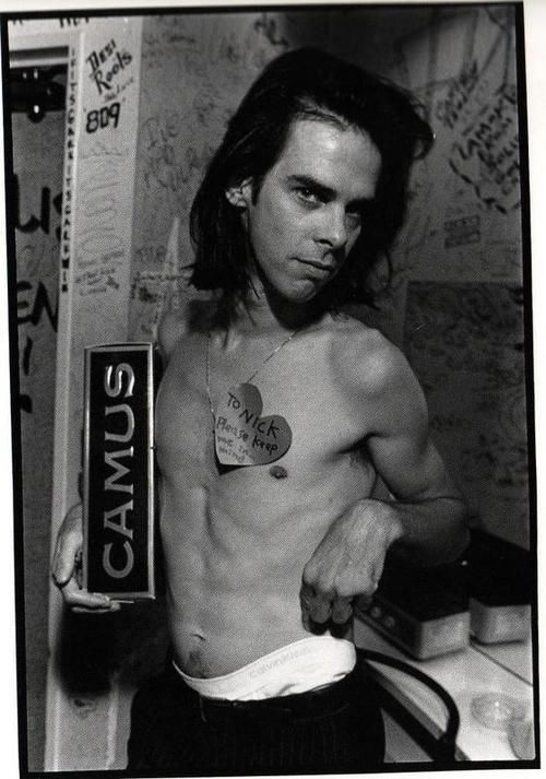 Nick Cave -  Born in  Australia