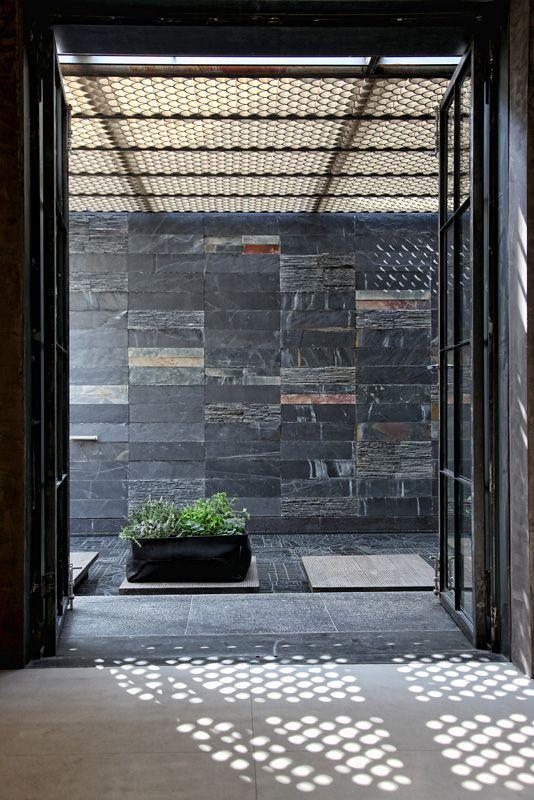 Loft in Athens, shadows, outdoor, design, industrial, esestudio architects