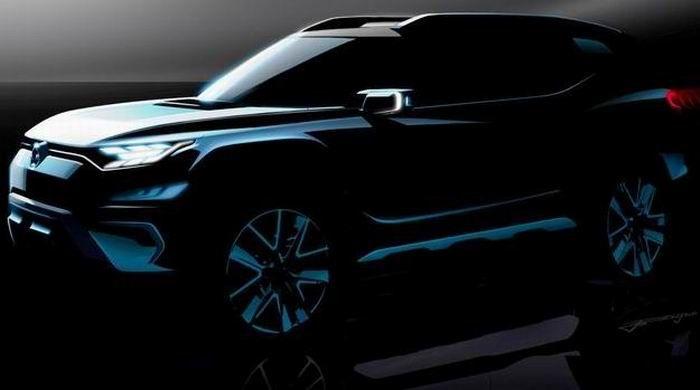 WinNetNews.com - Ssangyong akan perkenalkan XAVL (exciting Authentic Vehicle Long) di Geneva Motor Show 2017. Mobil ini mendapat inspirasi dari model korando yang dirilis pada tahun 90-an dan memiliki penampilan seperti mobil konsep XAV-Adventure.Seperti dilansir Carscoops, Gambar teaser resmi yang