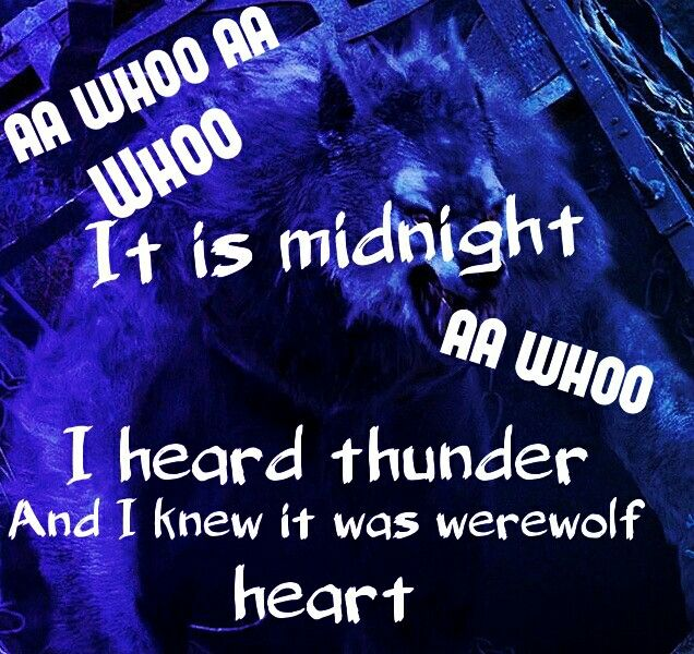 Werewolf Heart lyric edit by Chloe Is a Swiftie for Kíara