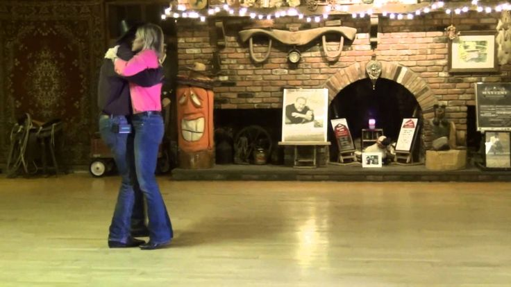 Kissin' On You Partner Dance Demo