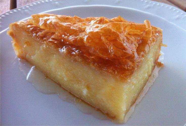 mama petounia: Η συναταγή της εβδομάδας :Η Πορτοκαλόπιτα της θείας Καλλιόπης