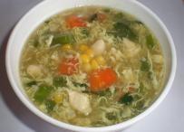 Sup Jamsostek (Jagung Manis, Sosis, Telur, Kepiting) | Sukamasak - Aneka Resep Makanan | Resep Masakan Indonesia | Berbagi Aneka Resep Favorit Anda