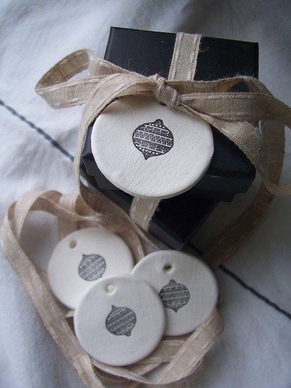 weißem Keramik Ton