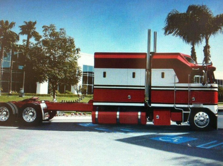 Pin by James Seidl on Trucks with big sleepers | Big ...