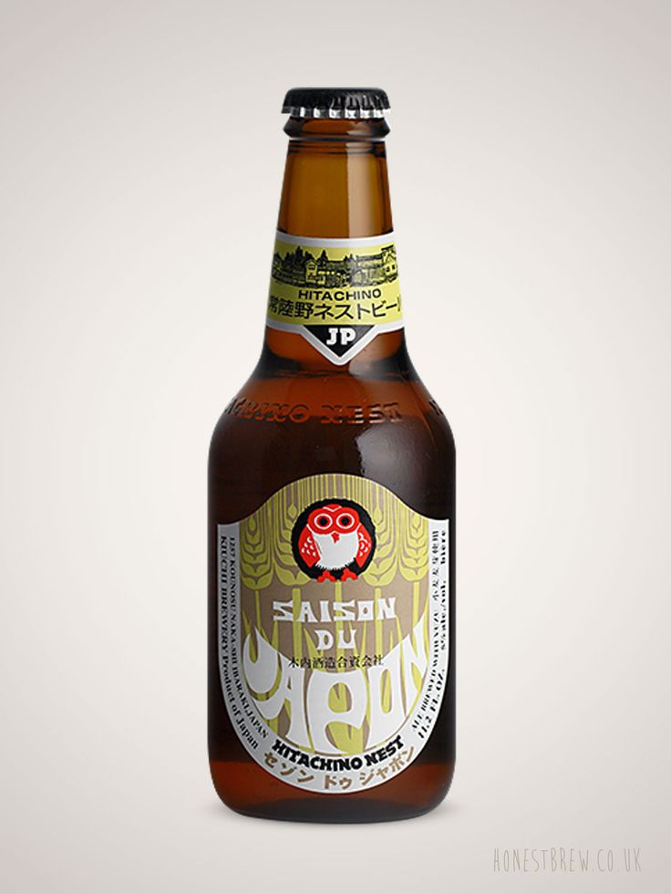 An rich and malty Amber brewed by Kuichi Hitachino Nest Brewery in Japan. Buy craft beer online from Honest Brew.