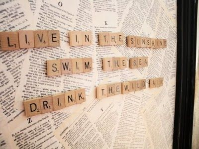 Live in the sunshine, Swim in the sea, drink the wild air. - #quote from Ralph Waldo Emerson