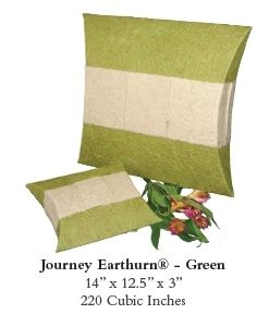 The Sea Journey Water Release Urn - Natural Burial Company Online Catalog & Store