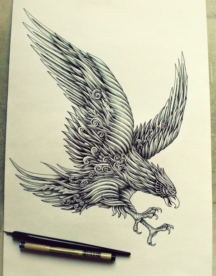 Incredibly Intricate Ink Illustrations by Alex Konahin | Just Imagine - Daily Dose of Creativity