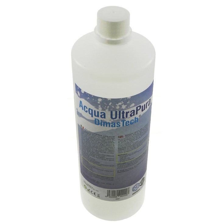 DimasTech® UltraPure Water 2013
