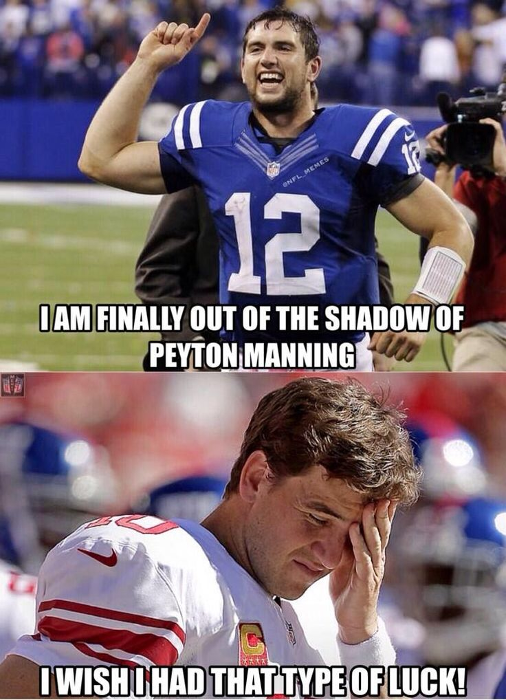 NFL_Memes : Poor Eli Manning lol