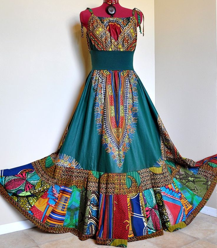 Bohemian Gown