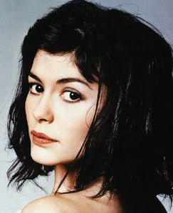 Audrey Tautou, French femininity personified.