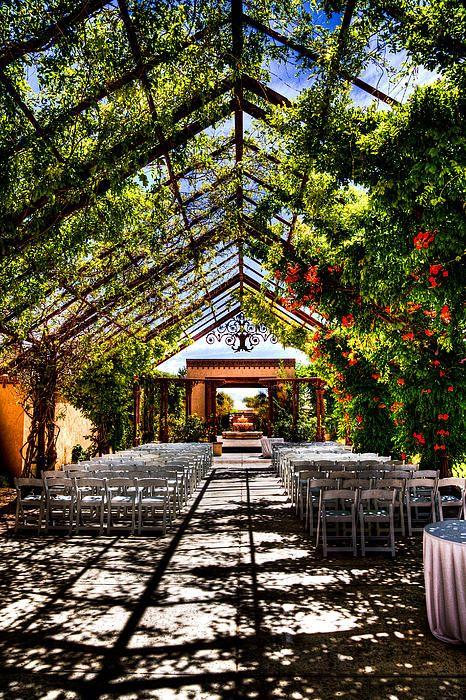 The Hotel Albuquerque Wedding Pavilion Mexican Venue Pinterest Häät