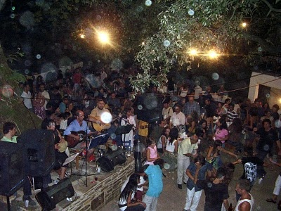 Ikaria island- local festival