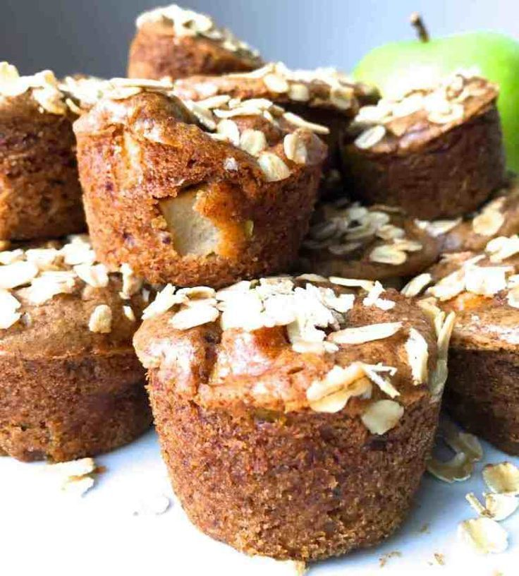 Flourless Butternut Squash Apple Muffins Chocolate Chip Recipes