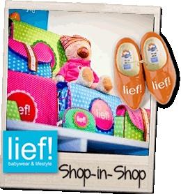Bekijk onze LIEF! kleding en cadeautjes webshop