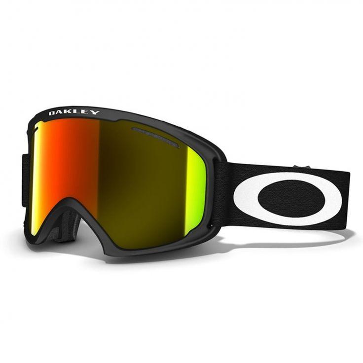 #Masque de #ski #Oakley XL Snow