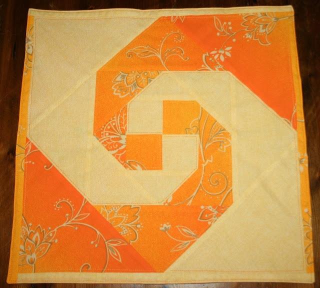 Centrini patchwork
