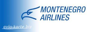 Montenegro Airlines Logo. (MONTENEGRIN).