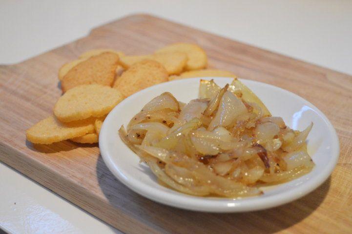 Cipolle caramellate - Il piatto del giorno
