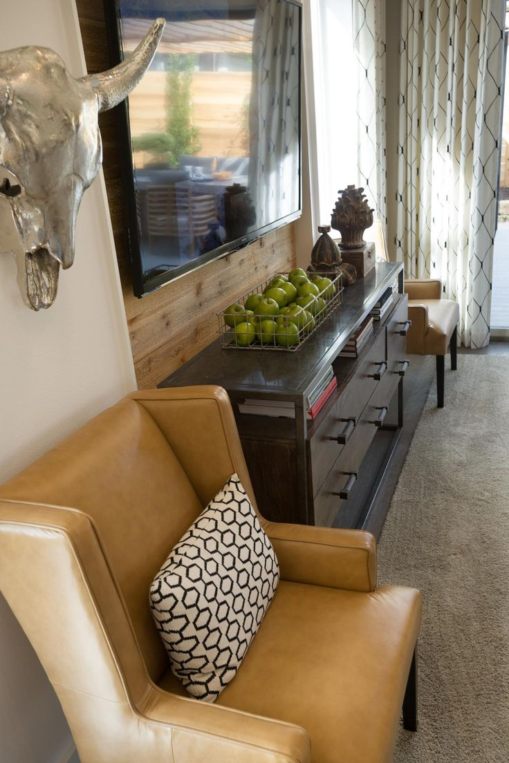 Pictures of the hgtv smart home 2015 living room hgtv - What to do with an extra living room ...