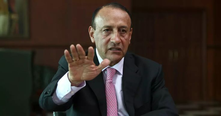 El gobernador Cruz ha sido mencionado insistentemente en las investigaciones en torno del 'carrusel'.