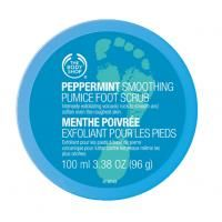@The Body Shop CA Peppermint Smoothing Pumice Foot Scrub http://hillcrestmall.ca/store/body-shop