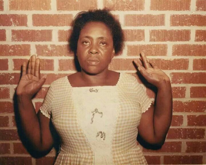 """""""But you see now baby, whether you have a Ph. D., D.D., or no d, we're in this bag together. And whether you are from Morehouse or Nohouse, we're still in this bag together.""""-- Fannie Lou Hamer Phoyo of Mississippi human rights activist Fannie Lou Hamer, June 1963 (Thanks to Brown Girl Collective)"""