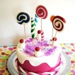 Tutorial: Candy Cake